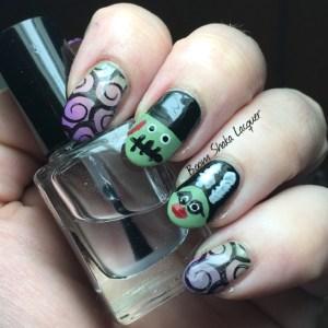 40 Great Nail Art Ideas - Halloween