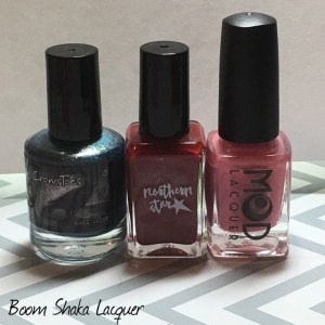 Valentine's Nail Art - Polishes