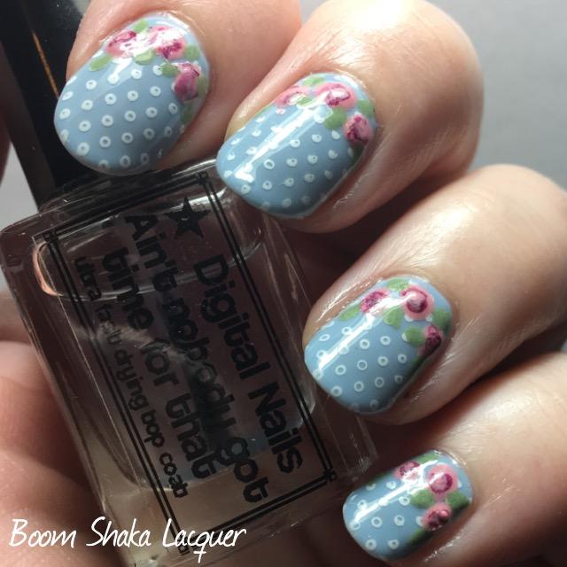 Nail Art | Boom Shaka Lacquer