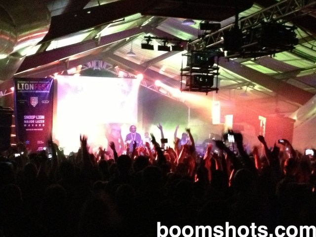 Snoop Rocks Lionfest at SXSW