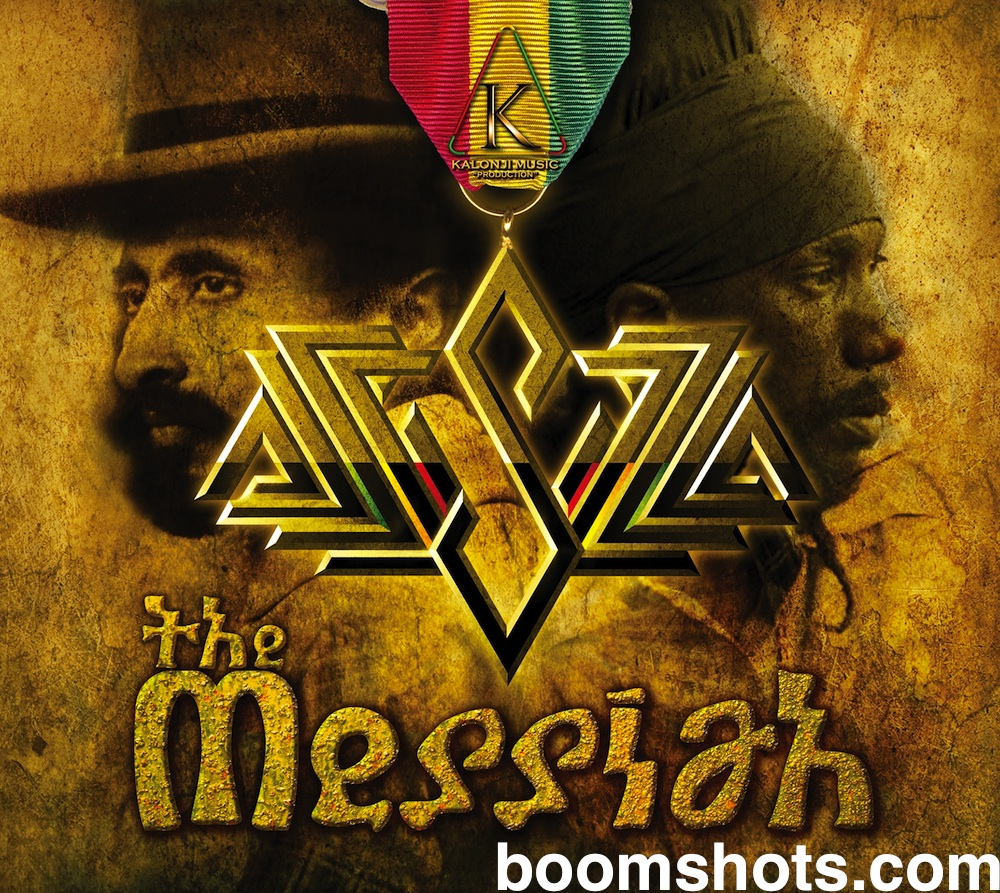 Sizzla - The Messiah - BOOMSHOTS