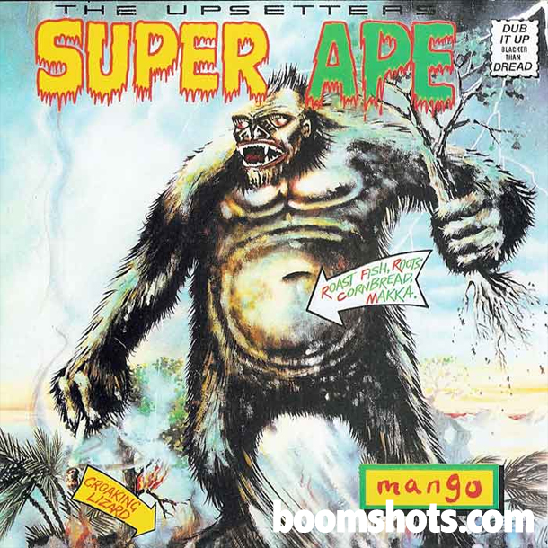 """FLASHBACK FRIDAY: The Upsetters """"Dread Lion"""""""