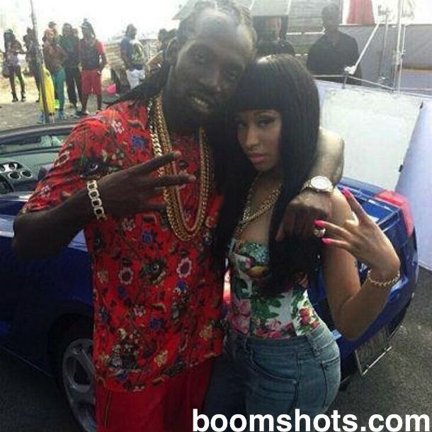 "WATCH THIS: Mavado ft. Nicki Minaj ""Give It All To Me"" Official Music Video"