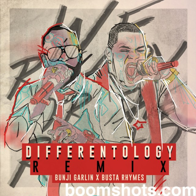 "HEAR THIS: Bunji Garlin ft. Busta Rhymes ""Differentology"" Remix"