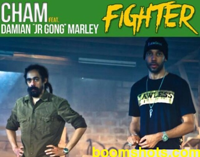 "WATCH THIS: Cham ft. Damian Marley ""Fighter"" Official Music Video"
