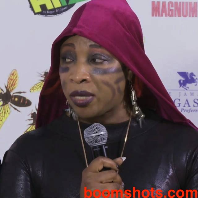 """Macka Diamond Defiant After Lady Saw Clash """"You're A Hater"""""""