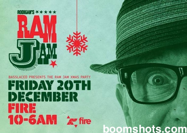 David Rodigan's RamJam Xmas Bash