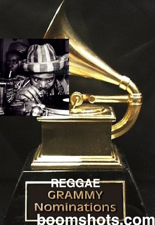 Reggae Grammy Nominees Announced For 2013