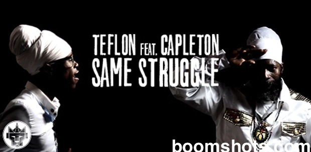 "WATCH THIS: Teflon & Capleton ""Same Struggle (Official Video)"""