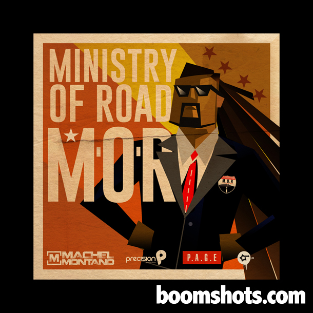 "HEAR THIS: Machel Montano ""Ministry Of Road (M.O.R.)"""