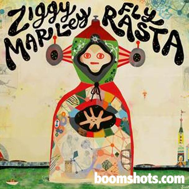 """WATCH THIS: Ziggy Marley Feat. U-Roy """"Fly Rasta"""""""