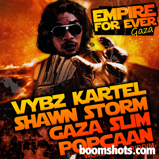 FLASHBACK FRIDAY: Vybz Kartel Feat  Popcaan, Shawn Storm