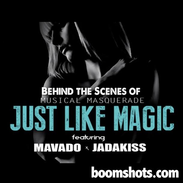 "WATCH THIS: Behind The Scenes Mavado Feat. Jadakiss ""Just Like Magic"" Video Shoot"