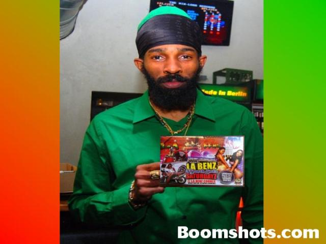 Spragga Benz's Bongo Bash in Jamaica