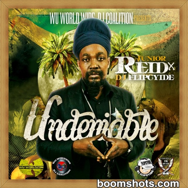 "HEAR THIS: Junior Reid ""Undeniable"" Mixtape"
