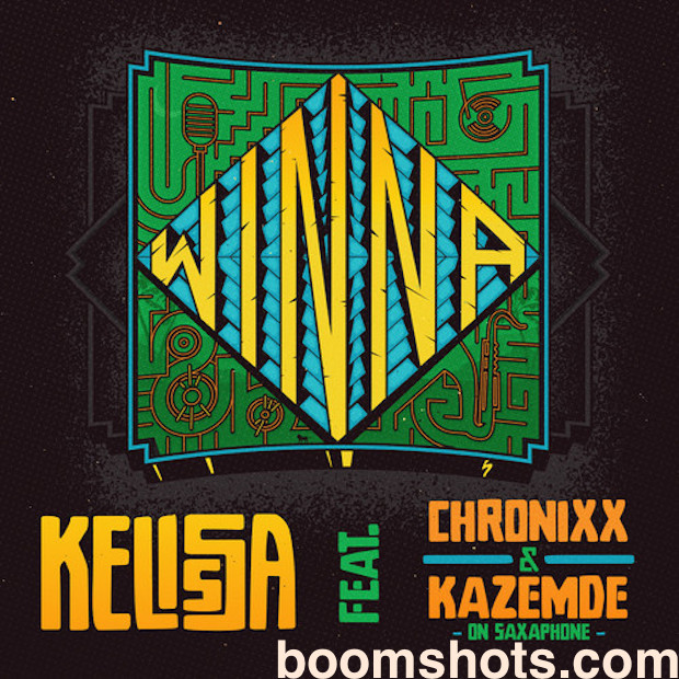 "HEAR THIS: Kelissa ft. Chronixx ""Winna"""