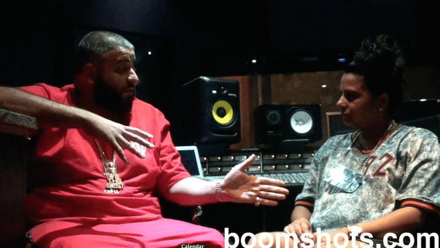 "Reasoning with DJ Khaled: ""I'd Love to Make a Record with Bounty Killer and Mavado"""