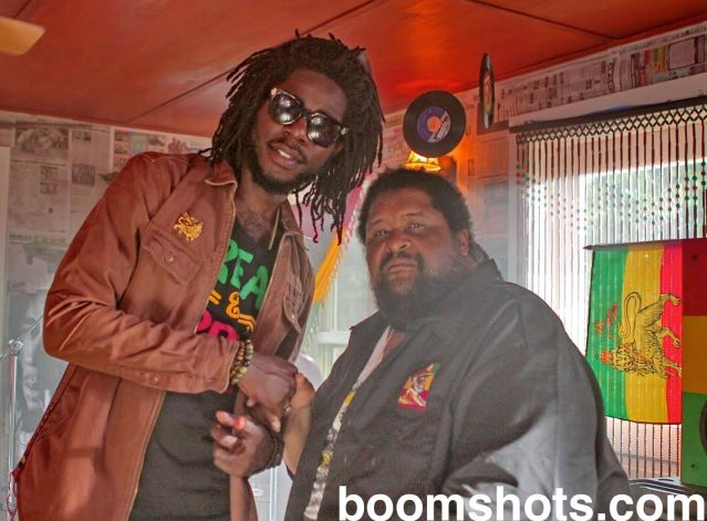 """Chronixx Talks """"Tenement Yard"""" Collab with Inner Circle's Roger Lewis"""