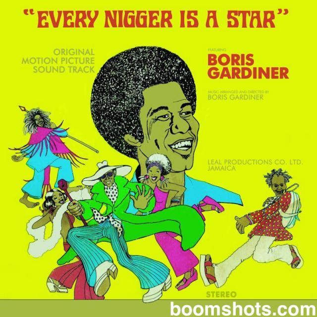 Boris Gardiner Is A Star