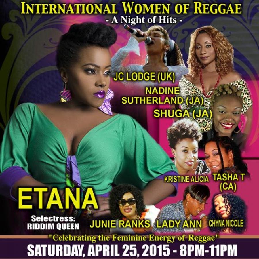 InternationalWomenOfReggaeShow