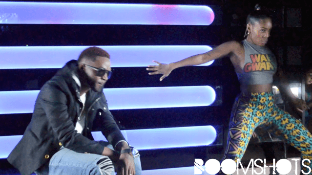 "WATCH THIS: Behind the Scenes at Konshens ""Physically Fit"" Video Shoot"
