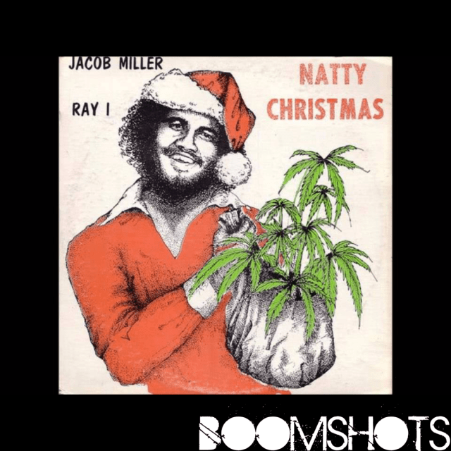 "HEAR THIS: Jacob Miller & Ray I ""Natty Christmas"" LP"