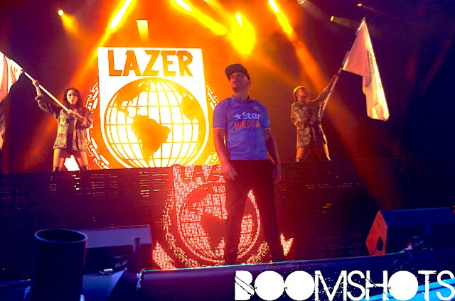 Major Lazer Mashes Up Mumbai