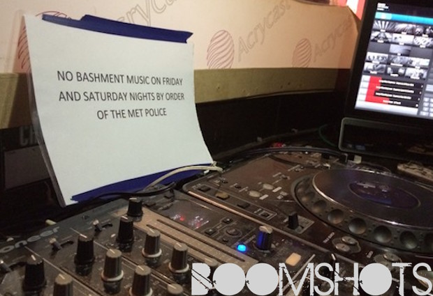 British Police Try To Ban Bashment