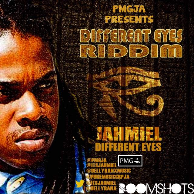 "HEAR THIS: Jahmiel ""Different Eyes"" PREMIERE"