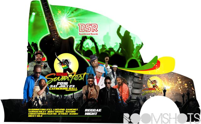 Reggae Sumfest Announces Newly Re-Focused 2016 Lineup: Strictly Reggae Night and Dancehall Night