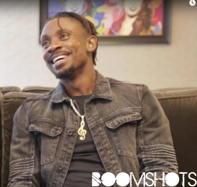 "Reasoning with Christopher Martin: ""I'm a Lover from Birth"""