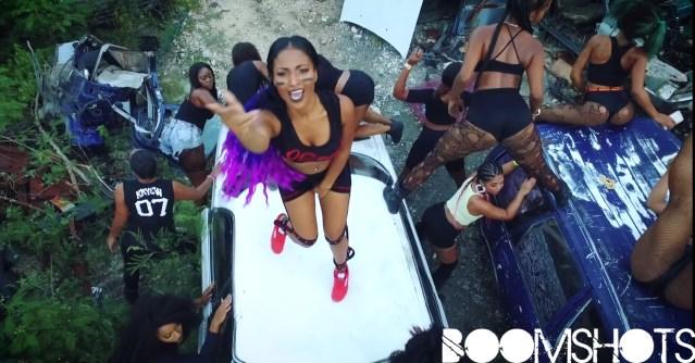 "WATCH THIS: Shenseea ""Jiggle Jiggle"" Official Music Video"