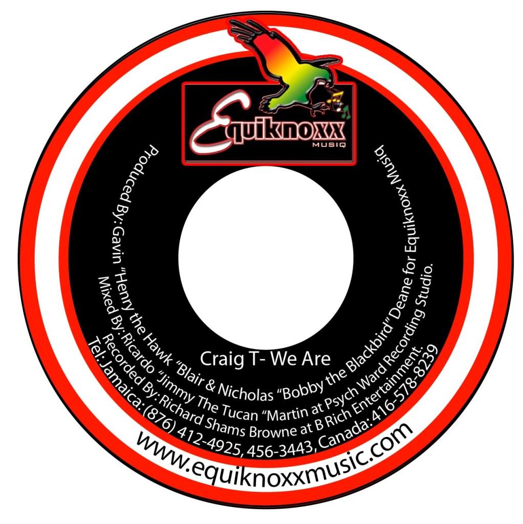 We Are Promo CD Design (2007)