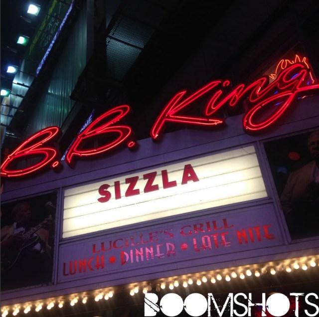 Sizzla Scorches New York City