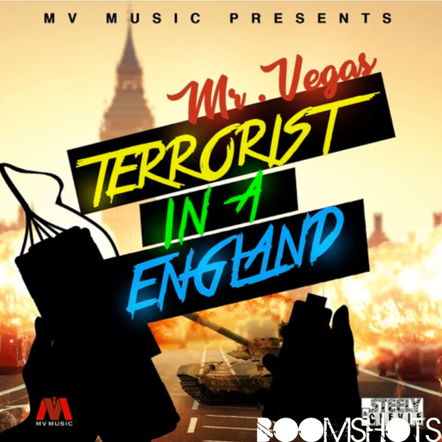 "HEAR THIS: Mr. Vegas ""Terrorist In A England"""