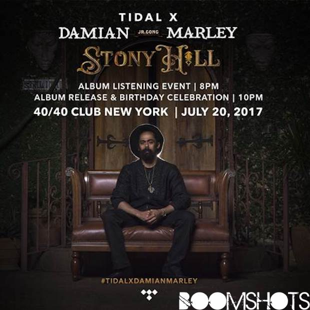 Damian Marley Speaks on Jay-Z Collab and 'Stony Hill'