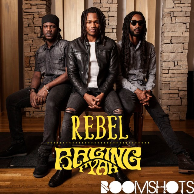 "WATCH THIS: Raging Fyah ""Rebel"" Official Music Video"