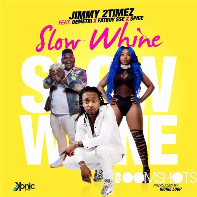 "HEAR THIS: Jimmy 2Timez ft. Fatboy SSE, Demetri & Spice ""Slow Wine"""