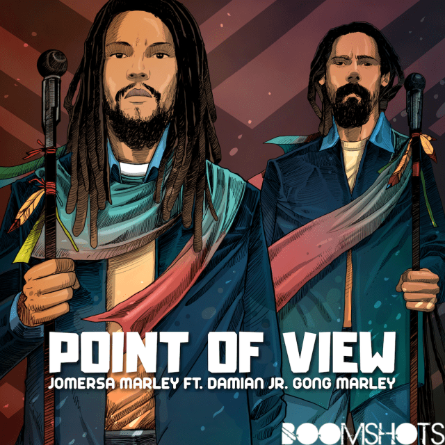 "HEAR THIS: Jo Mersa Marley ft. Damian ""Jr. Gong"" Marley ""Point of View"" PREMIERE"