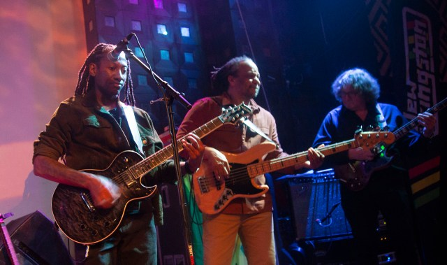 New Kingston and Friends Bob Marley Tribute