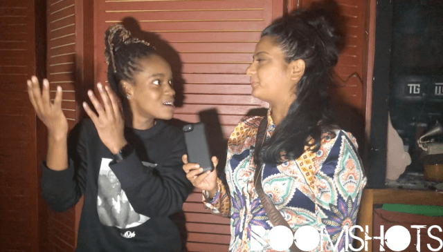 "Koffee Previews ""Rapture"" EP at Tuff Gong Studios"