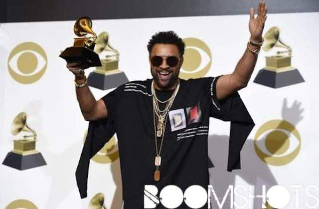 Shaggy & Sting Win Grammy for Best Reggae Album, And Also Burn Badmind