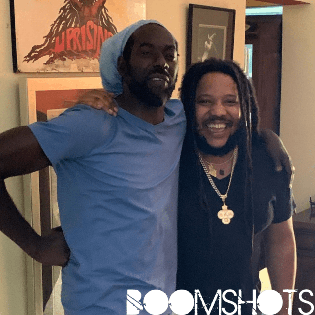 "Buju Banton and Stephen Marley Speak on ""Duppy Conqueror (Yes Mi Friend)"""