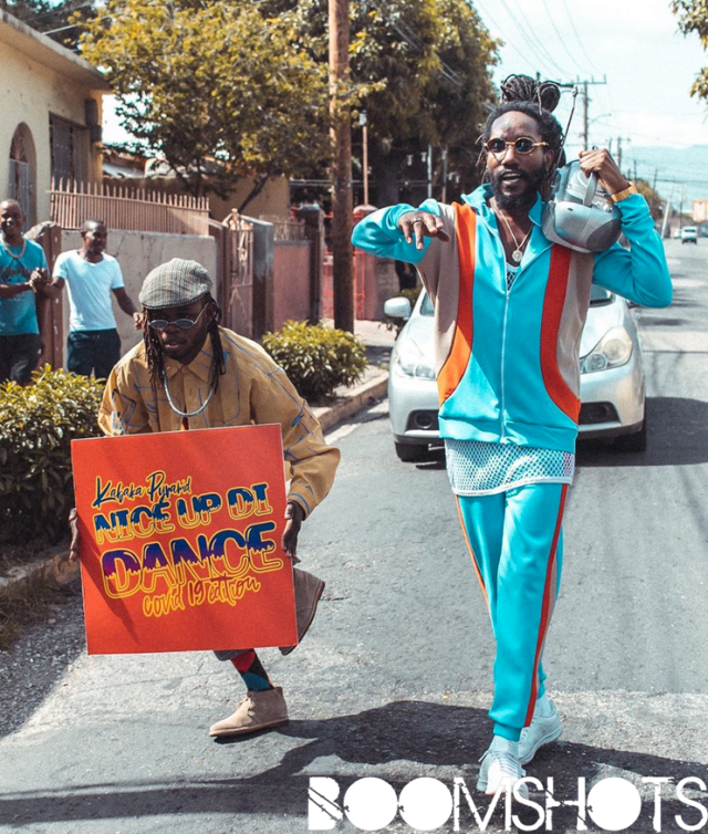 "WATCH THIS: Kabaka Pyramid ""Nice Up Di Dance"" Official Music Video"