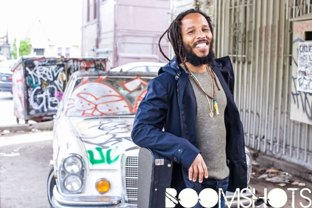 Ziggy Marley Votes For The First Time Ever