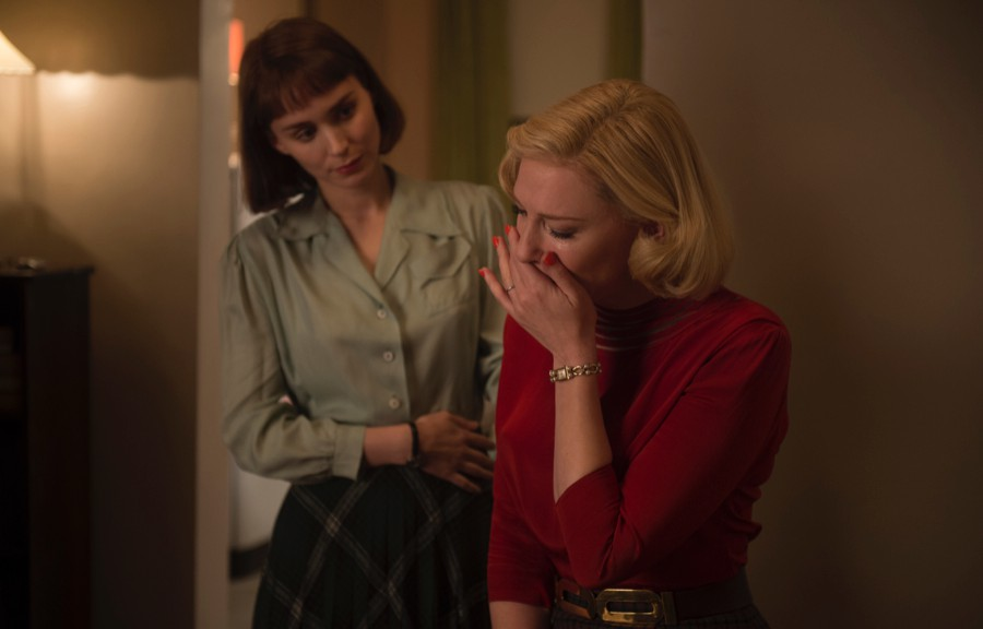 Carol movie review • The Boomtown Rap