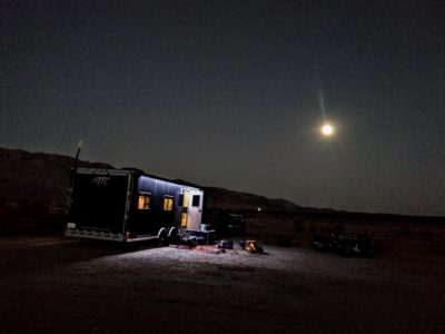 quiet hours for boondocking