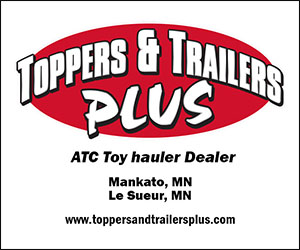 toppers and trailers plus
