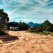 canyons of the ancients boondocking