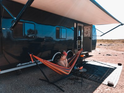 boondocking on blm land